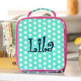 Personalized Hadley Bloom Lunch Box