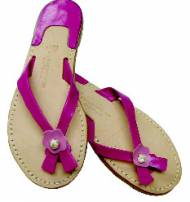 "Palm Beach ""Christine Flower"" Sandal - ADULT Sizes"