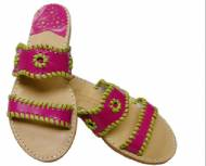 Palm Beach Double Strap Sandal - ADULT Sizes
