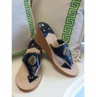 Palm Beach Cork 3 Inch  Wedge Sandal - ADULT Sizes- Monica's ...
