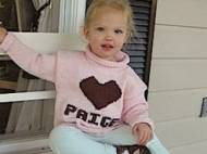 Personalized Big Heart Monogrammed Sweater