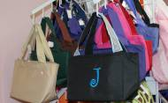 Monogrammed Lunch Totes Discounts For Larger Orders