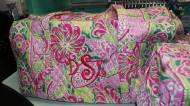 Bring Us Your Vera Bags To Monogram