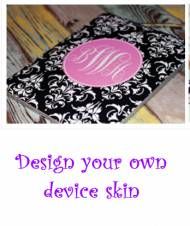 Create Your Own Design For Skins For IPads And Tablets, Now For ...