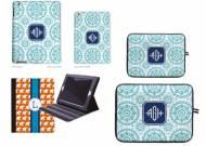 Monogrammed Ipad and Tablet Cases
