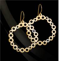 Spheres Of Life Earrings In Sterling Silver Or 14kt Gold