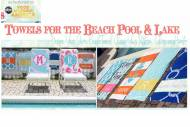 Beach Towel -  As Seen On Good Morning America
