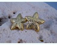 Bold Starfish Earrings