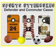 Customized Sport OtterBox Case For IPhone 4, IPhone 5,iphone 5c, ...
