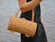 Queen Bea Bali Roll Florida Basket