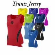 Monogrammed Tennis Jersey In 10 Bright Colors And Team Pricing