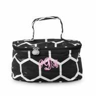 Monogrammed Beeline Vinyl Train Case In 7 Colors