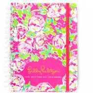 Lilly Pulitzer Lilly Lovers 2015 Large Agenda