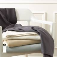Matouk Dream Modal Cashmere Soft Lightweight Lap Throw