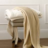 Matouk Aries Breathable Fleece Throw