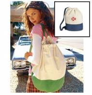 Monogrammed  Bag  Great Tote For Gym Clothes! Sale!