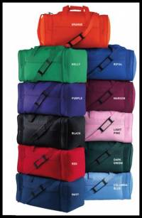 Personalized Sports Duffle Bag-  Special  . . .