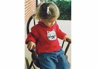 Fat Cat Sweater -- Available In Red, Blue  . . .