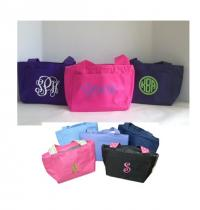 Monogrammed Lunch Totes   Our Best Selling  . . .