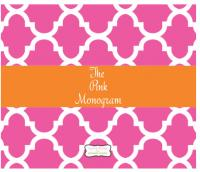 Monogrammed Mousepad Design Your Own!