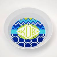 Personalized Melamine Bowl In Great  . . .