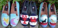 Needlepoint Loafers For Women