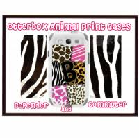 Customized Animal Print OtterBox Case For  . . .
