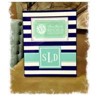 Monogrammed 8x10 Photo Frame So Many Cute  . . .