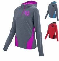 Monogrammed Ladies Freedom Pullover