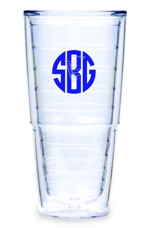 Tervis and Tritan brand tumblers and products both set high standards for superior design and long-lasting use. Custom printed tumblers make excellent gifts for clients as they get repeated use and put your company's logo directly into customers' hands.