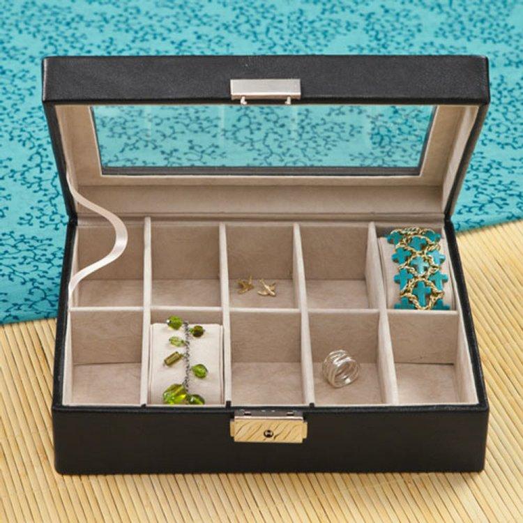 personalized womens jewelry box
