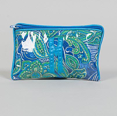 Monogrammed Zipper Wallet By Talley Ho Designs