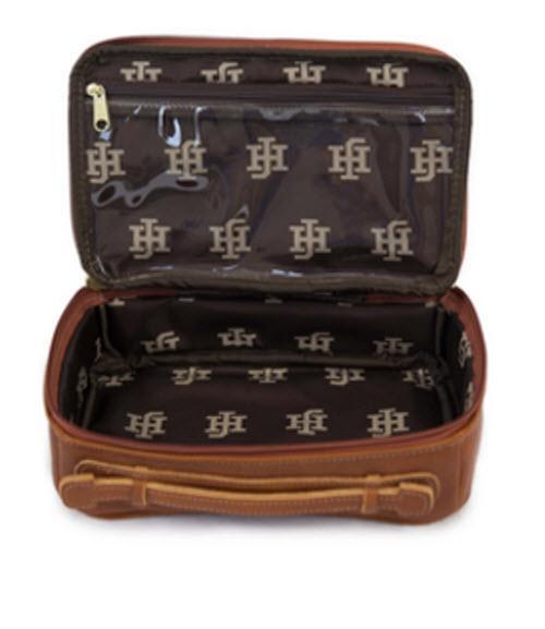 jon hart designs personalized men u0026 39 s leather dopp k