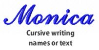 Tpm Cursive Writing Names And Text