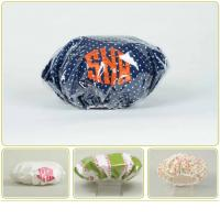 Appliqued Vinyl Shower Cap