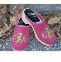 Children's Monogrammed Clogs