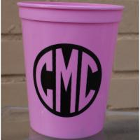 Personalized Stadium Cups 16oz