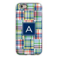 Personalized iPhone Case Madras Patch