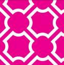 8013 Trellis Pink