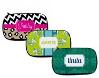 Monogrammed Cosmetic Bag Create Your Own Design