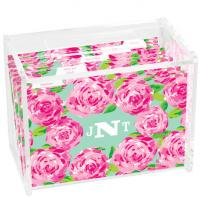 Lilly Pulitzer First Impression Recipe Box