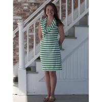 Sailor Sleeveless Dress - Poly