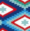 8343 Navajo Blue