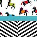 8354 Horse Mix