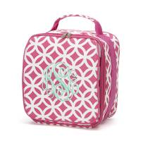 Pink Sadie Lunch Bag