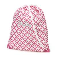 Pink Sadie Gym Bag