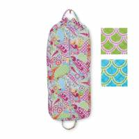 Quilted Garment Bags Turquoise or pink