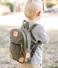 Jon Hart Monogrammed Mini Back Pack
