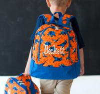 Preschool Backpack - Dino-Mite