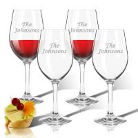Personalized Tritan Wine Stems